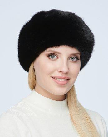 Берет Эмма MAXI норка