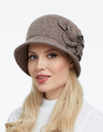 Шляпа Моника ткань